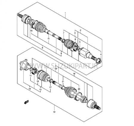 کاتالوگ پلوس چرخ جلو 2000 سی سی